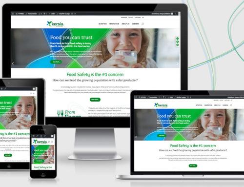 Nosso novo site está online!