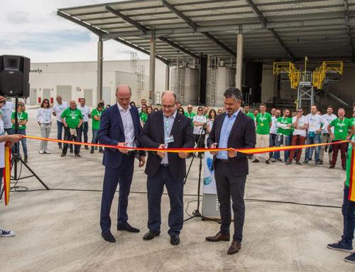 Inauguração da nova fábrica da Kersia em Estella
