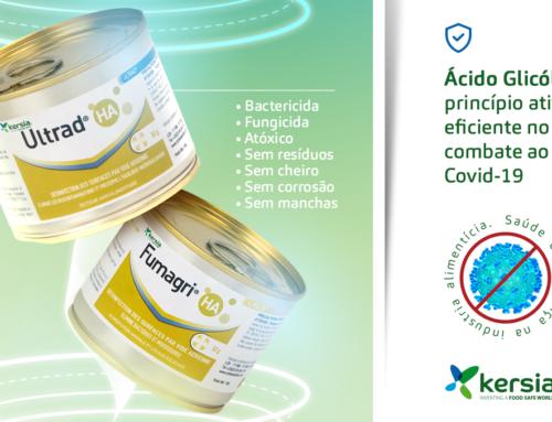 Ácido glicólico: Eficácia comprovada contra Covid-19